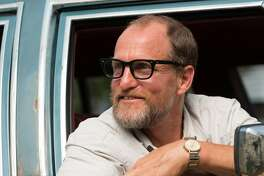 "Unfiltered loner Wilson (Woody Harrelson) tries to reconnect with the world in the comedy ""Wilson.""  Credit: Fox Searchlight Pictures"
