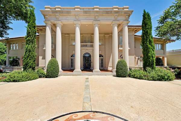Designed and built in the early 1900s, one of the largest original estates in the Fort Worth area is currently up for sale for $8 million. The famous Baldridge House in Tarrant County is being sold by Giordano, Wegman, Walsh and Associates, an affiliate of Christie's International Real Estate. The limestone home comes with a Texas historical marker out front due to its magnificent design.