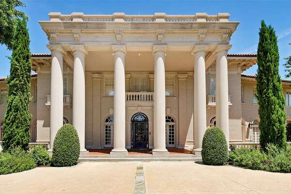 "The Baldridge House, heralded as ""one of Texas' most prized architectural treasures"" comes with an $8 million price tag, according to realtor Eric Walsh of Giordano, Wegman, Walsh and Associates told mySA.com."