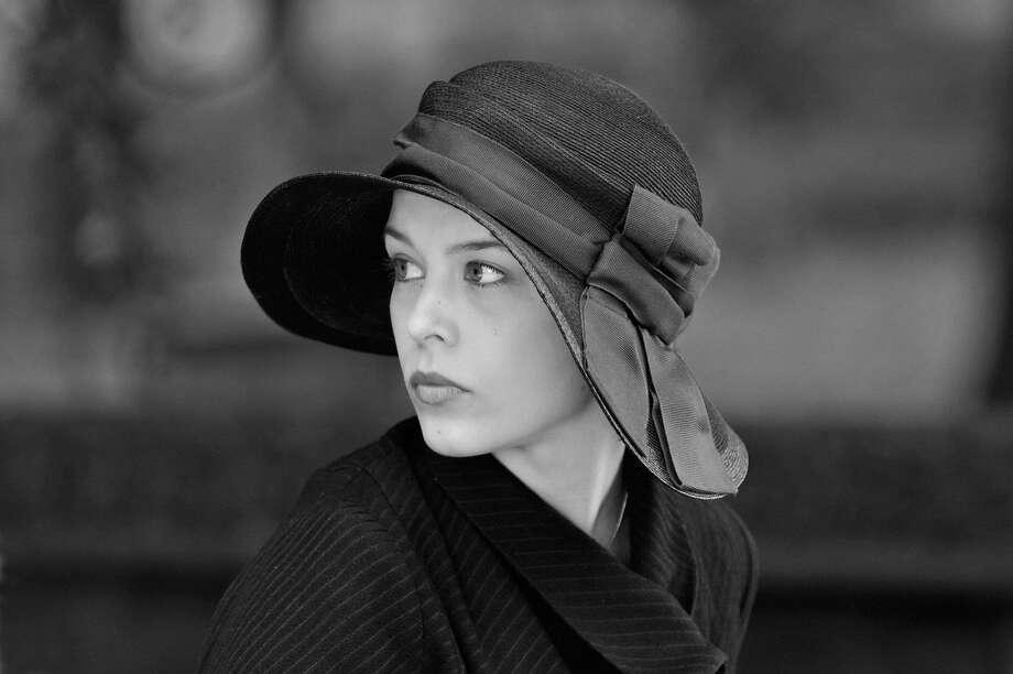 "Paula Beer in ""Frantz."" Photo: Mick LaSalle, Music Box Films"