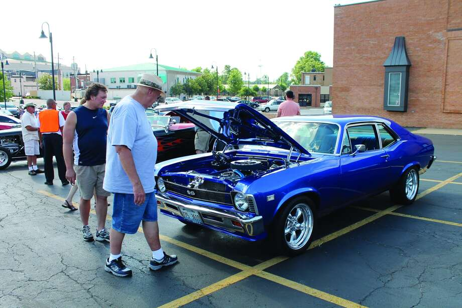 Shown is a photo from last year's Route 66 Festival in Edwardsville. The annual celebration is scheduled to take place June 9 and 10 this year.