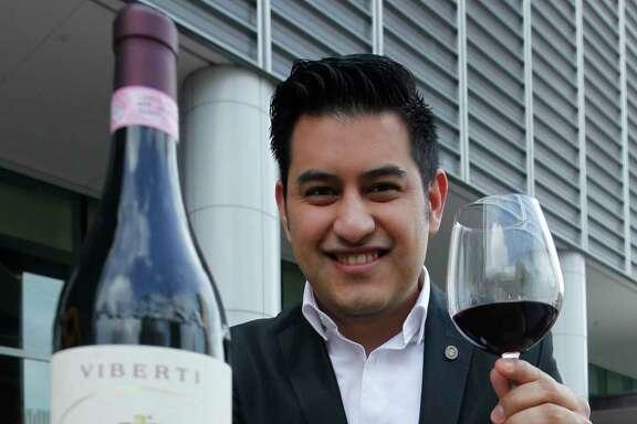 Caracol sommelier Andres Blanco touts his favorite wine, the 2006 Viberti Giovanni Bricco delle Viole Riserva Barolo.