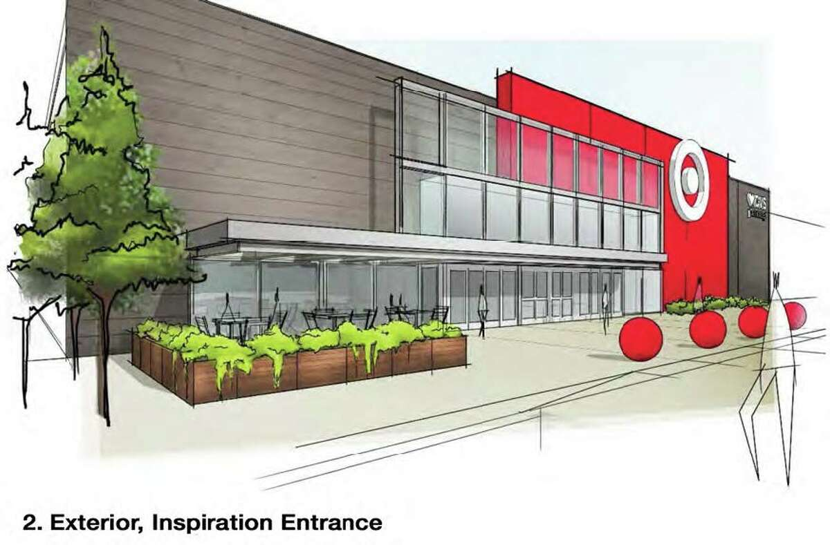Target's prototype for its redesigned stores is expected to open Oct. 18 outside the Grand Parkway near Richmond.