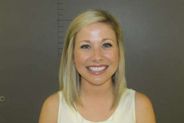 Sarah Fowlkes, 27, a Lockhart High School science teacher, was arrested Monday, March 20, 2017, on a charge of having  an improper  relationship with a student. School district officials said she had been suspended.