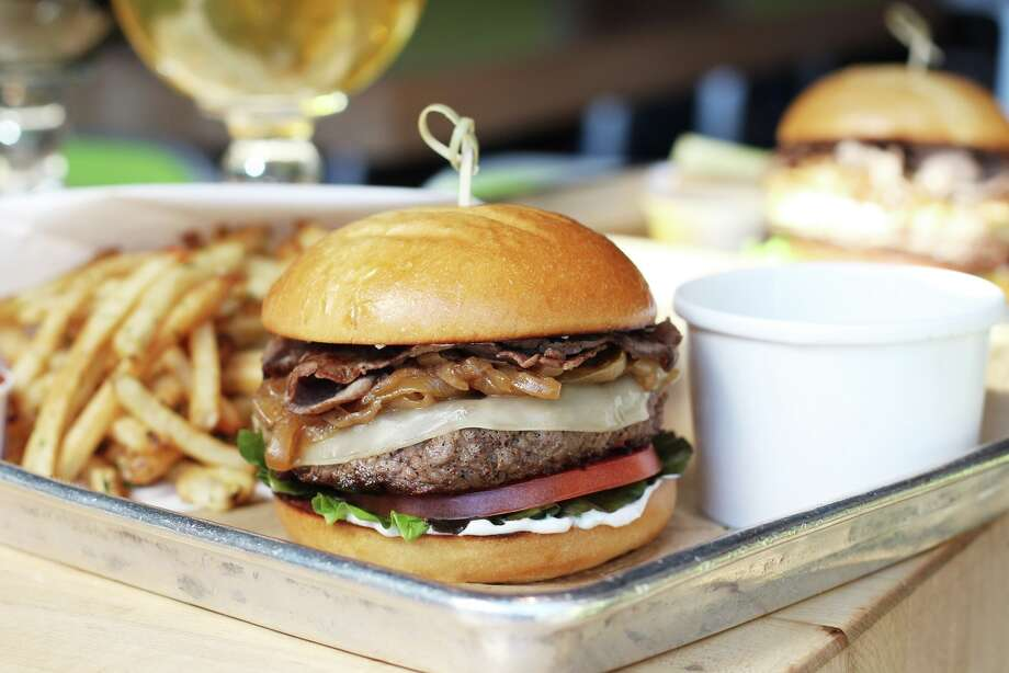 PHOTOS: Best burgers in HoustonThe Clear Lake Hopdoddy will open at 11 a.m. Monday, Dec. 17 at 820 W. Bay Area Boulevard, Ste. 700, Webster.>>>See what our readers deemed the best burger in Houston in 2018... Photo: Hopdoddy