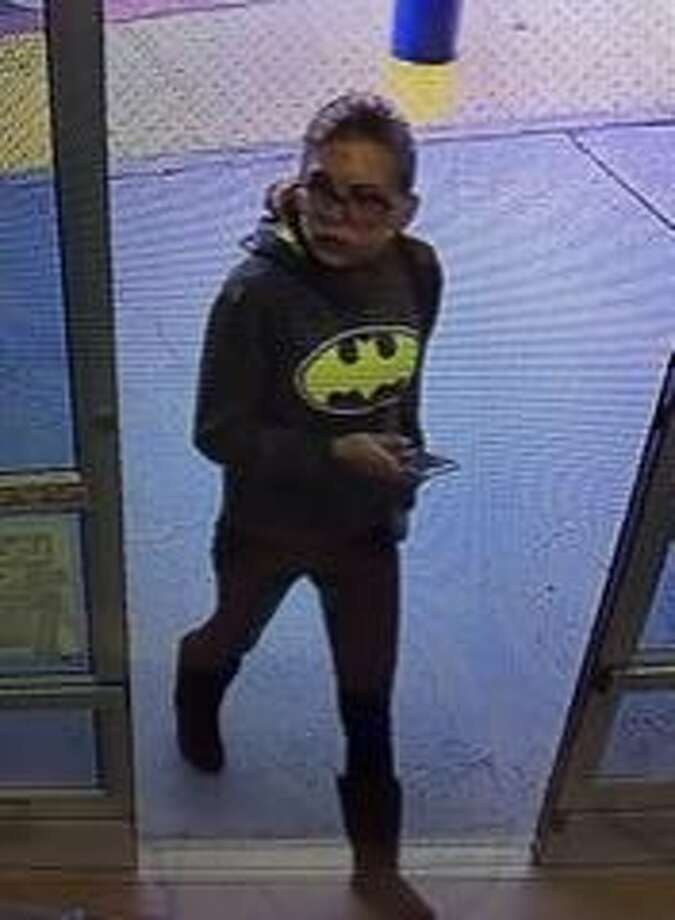 A woman is being sought by Union City police after allegedly striking multiple people with her car in a Walmart parking lot on Sunday. Photo: Union City Police Department