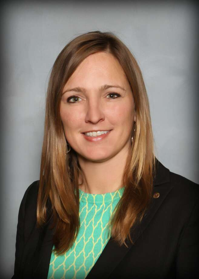 Cullen/Frost Bankers Inc. promoted Alison Bernhard to senior vice president in March. Photo: Courtesy