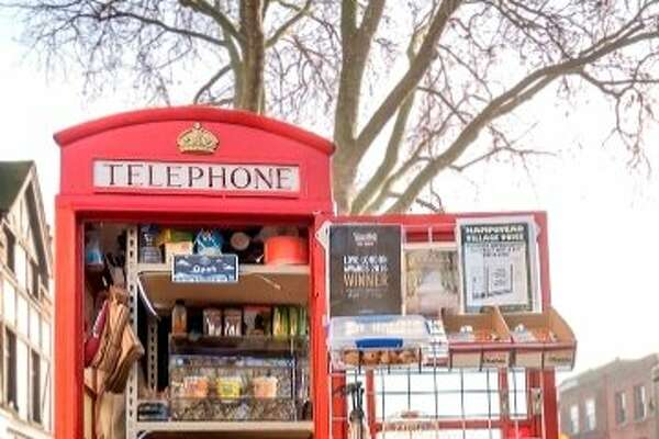 Across the UK, once-familiar red phone boxes (known to design aficionados as K6) have found new life as cheap-to-rent kiosks, souvenir stores, and even convenient, temporary workspaces complete with wifi.