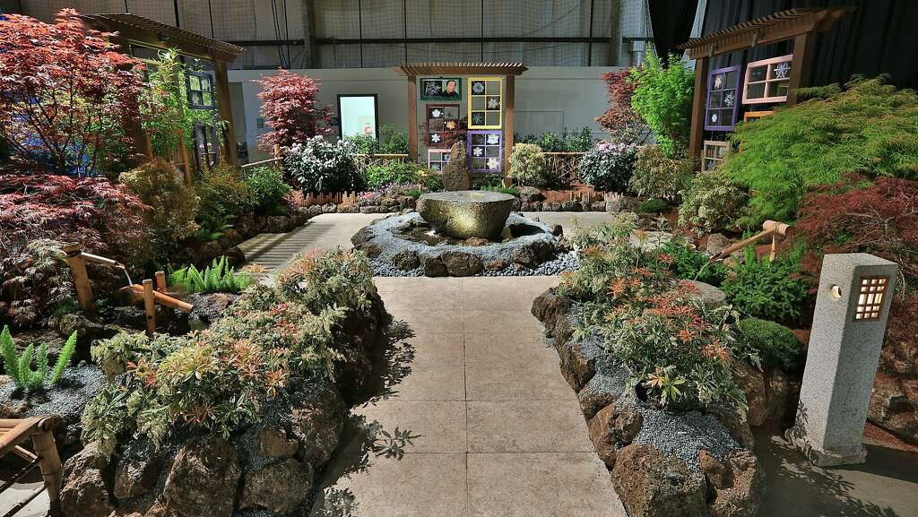 An Exhibit At A Previous S.F. Flower U0026 Garden Show. Photo: S.F. Flower U0026