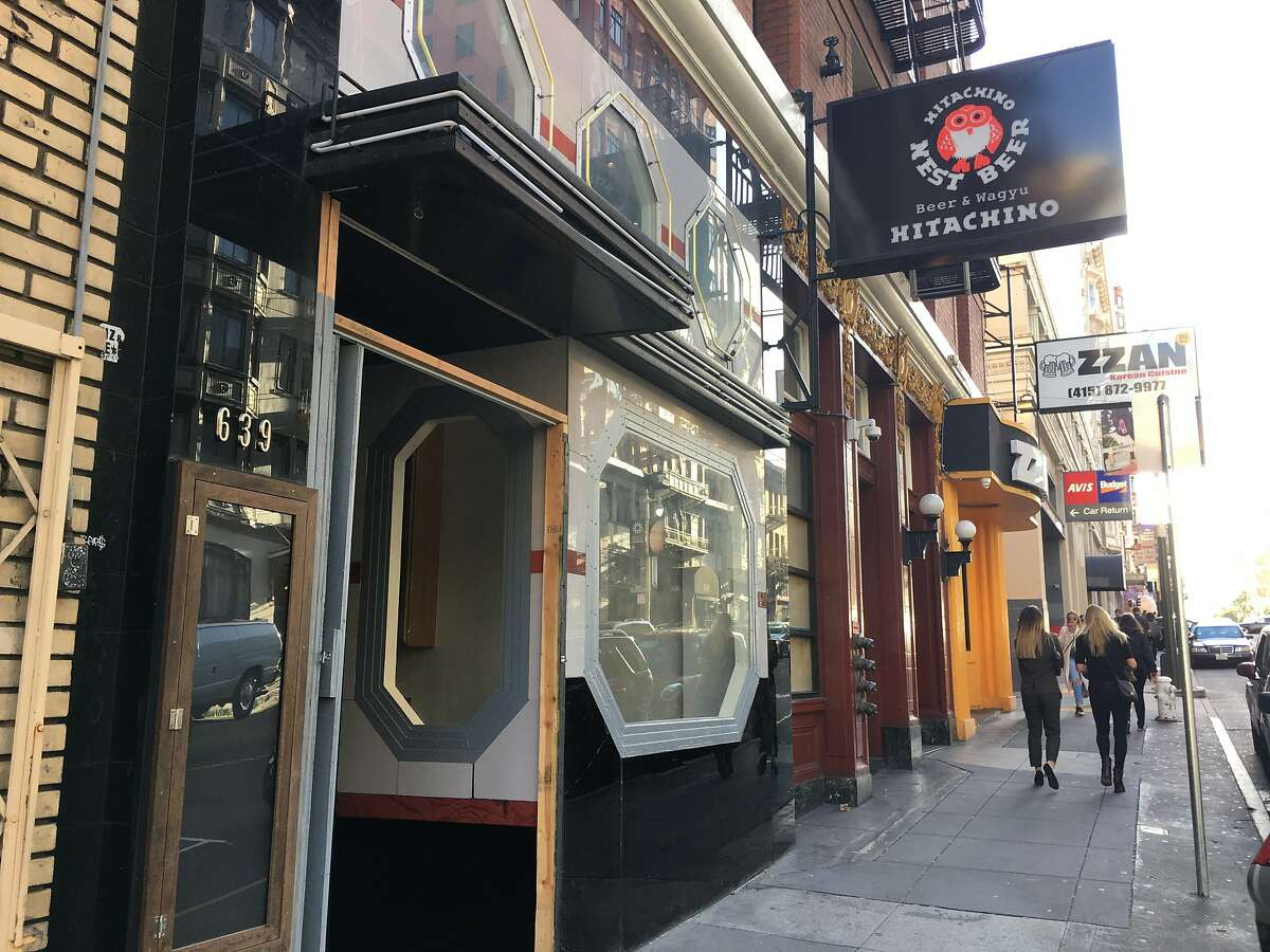 Newly opened Japanese beer-centric eatery, Hitachino Beer & Wagyu, is located in on Post Street in Lower Nob Hill.
