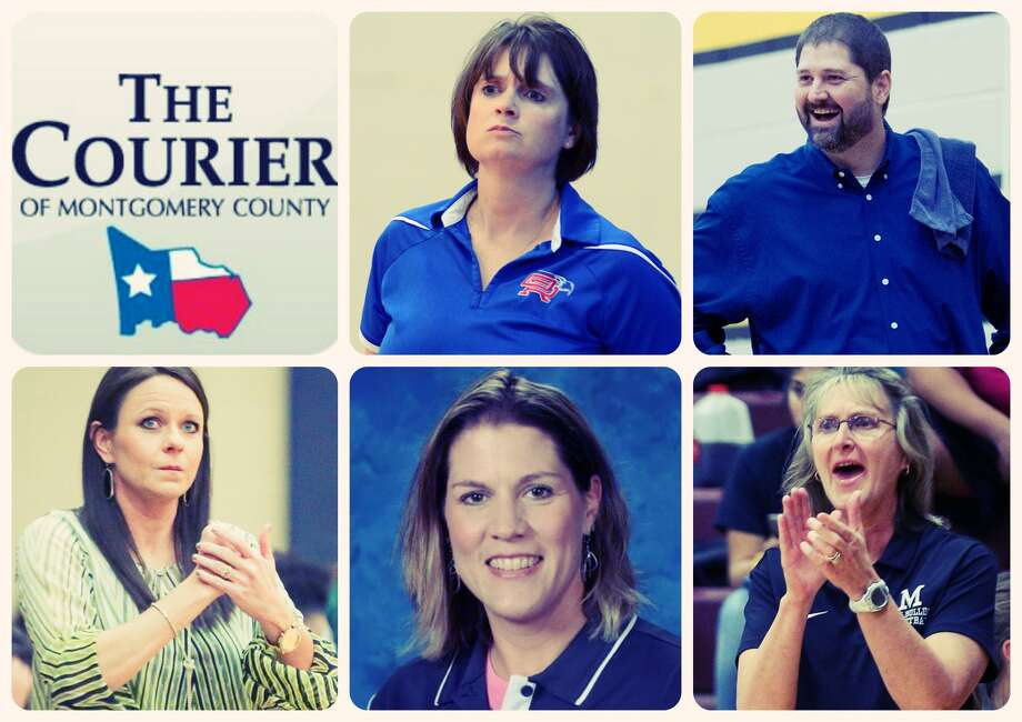 Deidre Vasquez, Jason Weese, Trista Tatsch, Tricia Mize and Erika Ritter are The Courier's nominees for All-Montgomery County Coach of the Year.