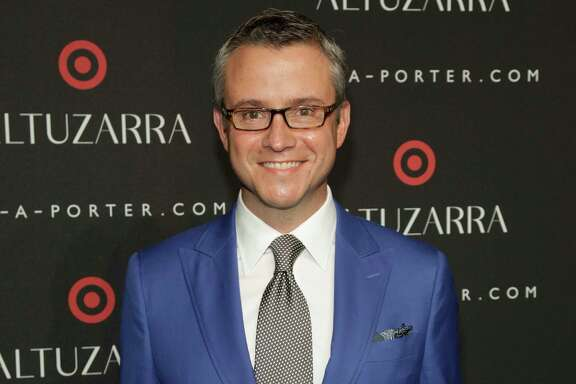 FILE- In this Sept. 4, 2014, file photo, Target CMO Jeff Jones attends the Altuzarra for Target launch event in New York. Jones, president of the embattled ride-hailing company Uber, has resigned just six months after taking the job, the company confirmed Sunday, March 19, 2017. (Photo by Andy Kropa/Invision/AP, File)