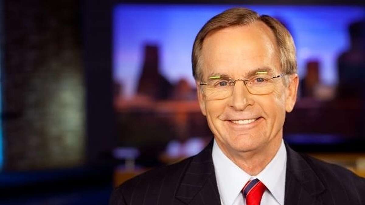 The TV news legend will soon leave the airwaves.