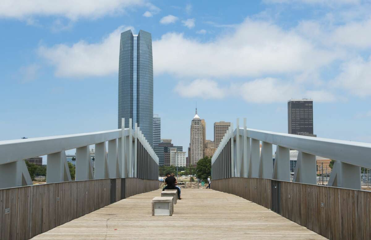 10. Oklahoma City, Oklahoma Cost of Living: 15.5 percent below U.S. average