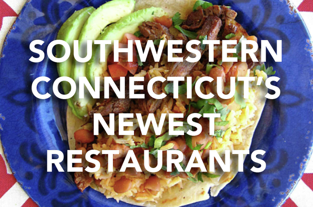 Take a look at the restaurants that have opened in 2017 in southwestern Connecticut.