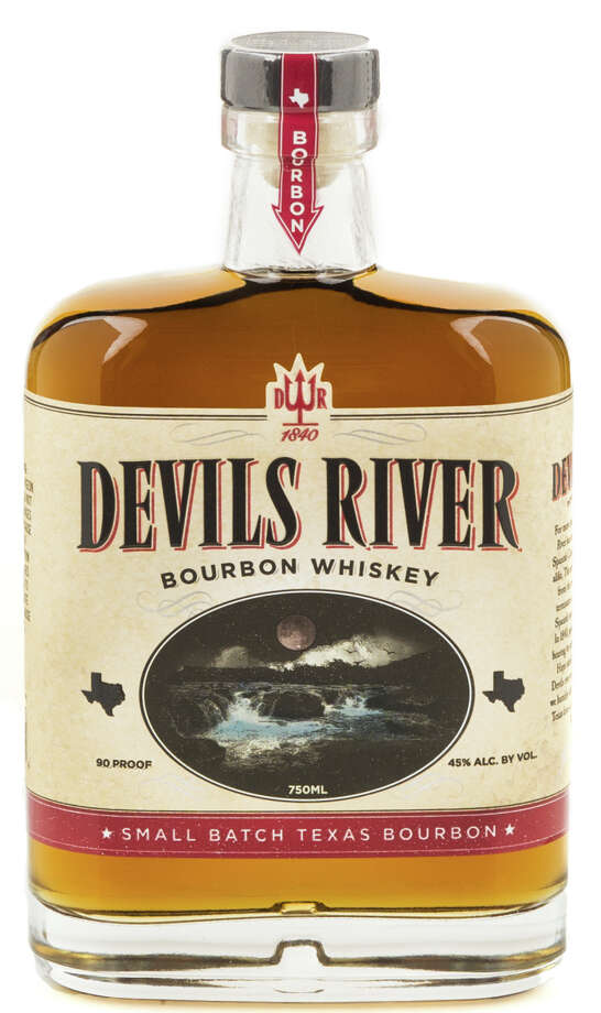 Devils River Whiskey is a new Texas spirit from San Antonio entrepreneur and Rebecca Creek Distillery co-founder Mike Cameron. Photo: Courtesy Photo, Devils Creek Whiskey
