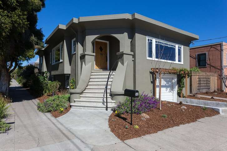 548 60th St. in Oakland is a two-bedroom Craftsman offering more than 1,400 square feet of living space.�