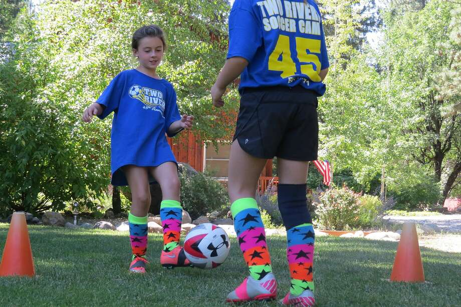 Started in 1971, the soccer camp is co-ed and has athletes ages 7 to 17.