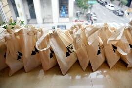 The canvas tote bag was the go-to customer gift for every company and nonprofit for years -- judging by the overwhelming number in columnist Caille Millner's house. How did that happen? Are we finally on the tail end of the trend?