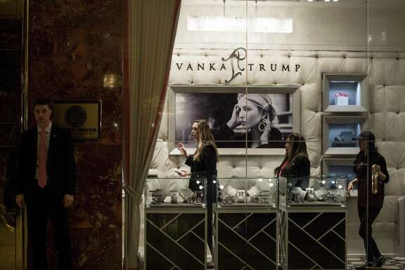 Since her father became president, Ivanka Trump has drawn criticism that she is using her access to enrich herself and her business. To address those concerns, she handed over day-to-day control of her company to her top executive, Abigail Klem, and transferred its assets to a new trust overseen by relatives of her husband.