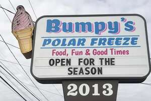 Bumpy's Polar Freeze