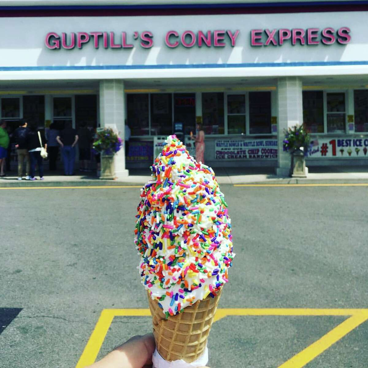 2. Guptill's Coney Express in Cohoes.