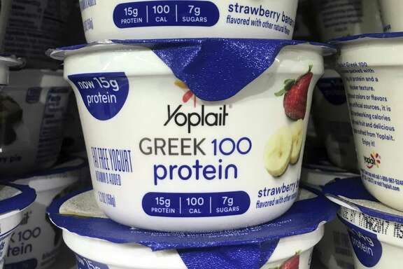 """The company said U.S. yogurt sales were down 20 percent for the quarter, with far steeper declines in Yoplait Light and Yoplait Greek 100 than for original Yoplait. Jeff Harmening, the company's president and chief operating officer, noted the performance reflects the broader declines in """"light"""" and """"diet"""" products in recent years as people move away from calorie counting in search of """"calories that count."""""""