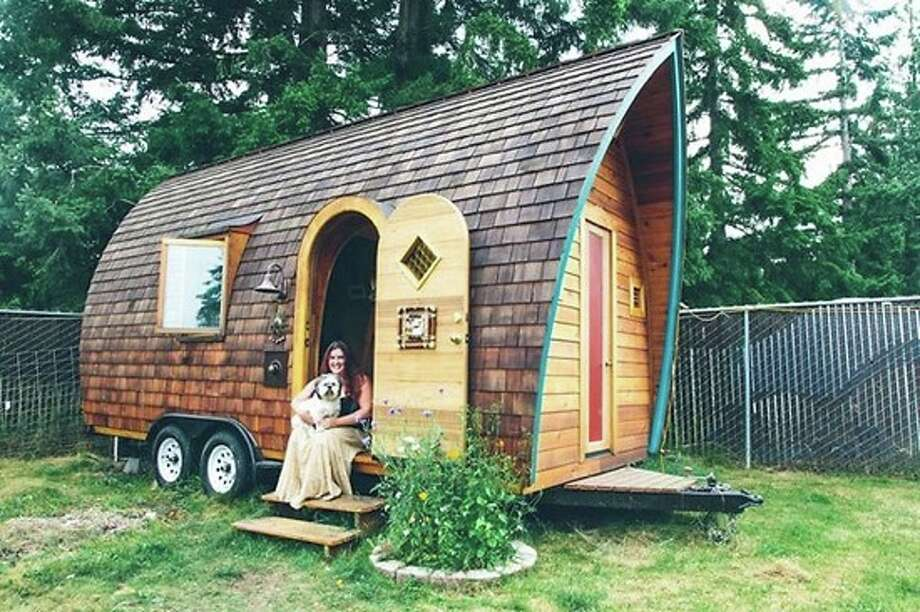 "Click ahead to see six big reasons why the tiny house movement is on the rise1.	Environmentally friendlyOne of the most cited reasons people ""go tiny"" is their desire to create a more sustainable lifestyle. Photo: Wfs.org"
