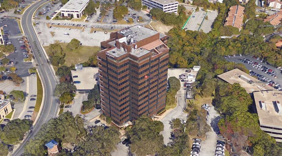 A Dallas company that invests in distressed properties has purchased a $20 million office tower on Datapoint near the Medical Center that went through foreclosure a few years ago. Photo: Google Maps