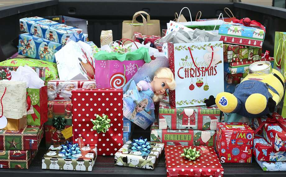 A former San Bruno firefighter embezzled more than $25,000 from a community toy drive, police said Tuesday. Photo: Victor Strife, Laredo Morning Times