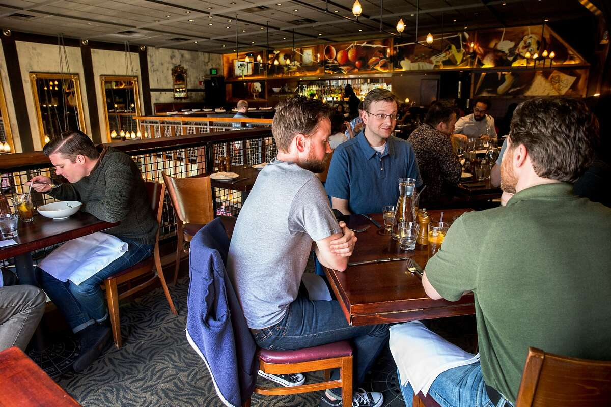 Zero Zero Total walk time: 17 mins Zero Zero is known primarily for its pizza, like the popular Margherita, but the drink menu is also worth checking out. You'll find Italian and local microbrews, a mix of American and Italian wines, plus a take on classic cocktails. Find them:826 Folsom St., San Francisco,zerozerosf.com