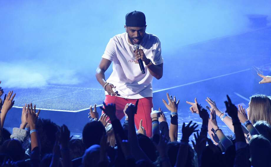 Big Sean performs at the iHeartRadio Music Awards at the Forum on Sunday, March 5, 2017, in Inglewood, Calif. (Photo by Chris Pizzello/Invision/AP) Photo: Chris Pizzello, Associated Press