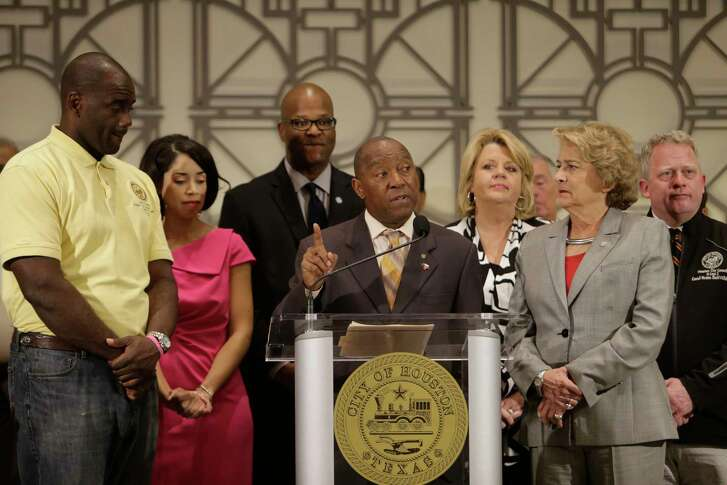 Mayor Sylvester Turner last year touted a plan for pension reform, but some on the firefighters' pension board say City Hall isn't being fair to them.