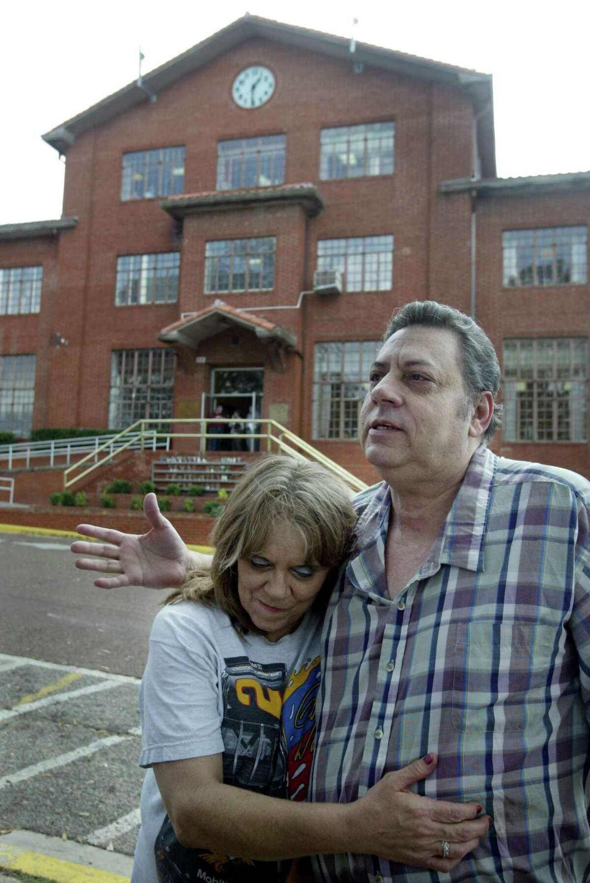 The number of death row exonerations in Texas points to the need to get the trials right by expanding the number of lawyers qualified to be appointed by the courts to defend indigent defendants in particular in capital cases. Ernest Willis, right, a Texas death row inmate for the last 17 years, hugs his wife of four years, Verilyn Willis, outside the prison Huntsville, Texas, after he was released Wednesday, Oct. 6, 2004. He was imprisoned for a crime that may not even have occurred - a fire first thought to be arson that killed two women.
