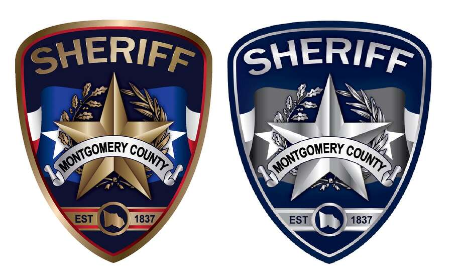 Representatives with the Montgomery County Sheriff's Office posted the designs of the office's new patches today, a full-color patch to be worn by sworn deputies and the other, blue-themed patch to be worn by jailers who staff the Montgomery County Jail. Each feature a traditional five-point Texas star, which sheriff's officials said they hope can be easily identifiable by residents. Photo: MCSO