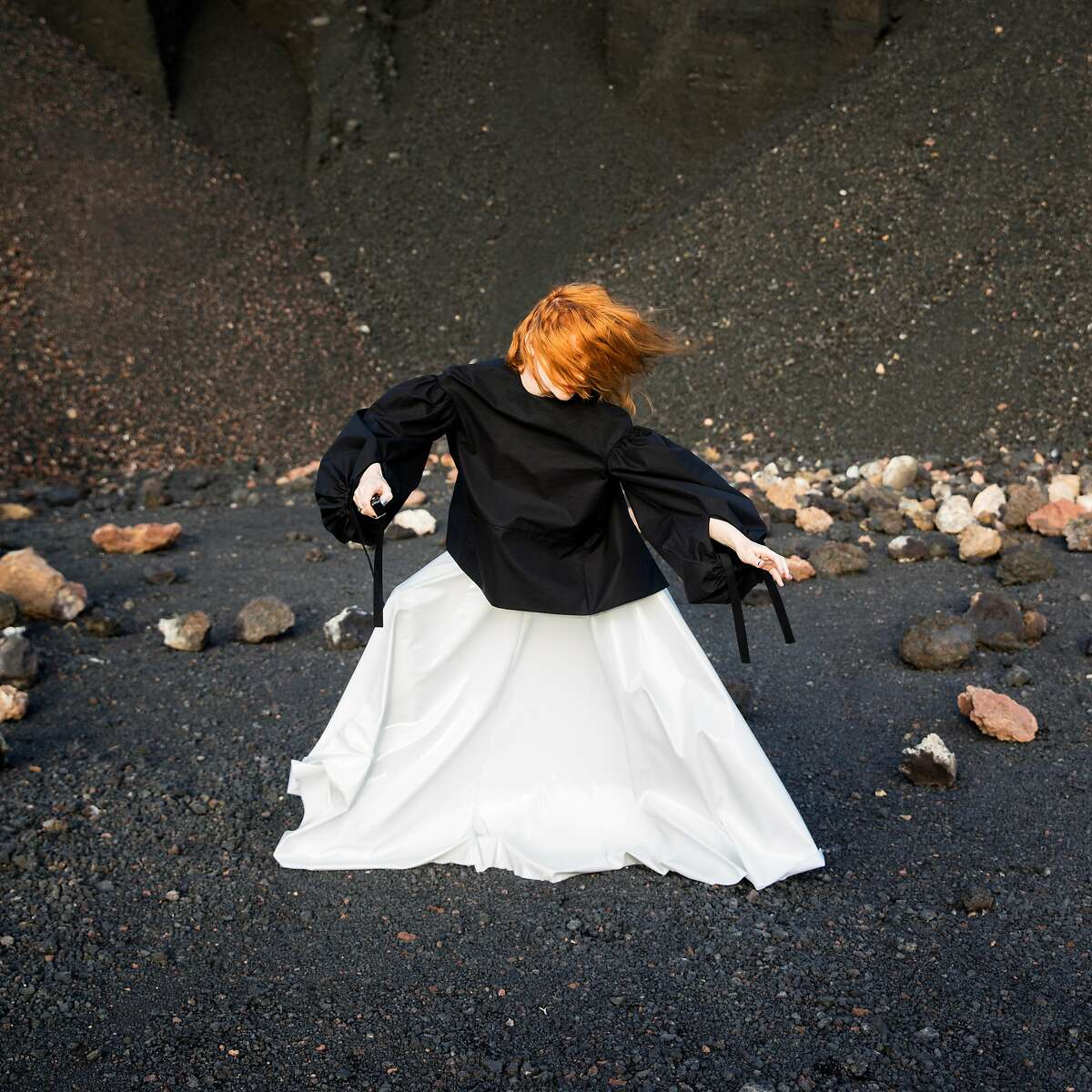 Goldfrapp's latest album is 'Silver Eye'