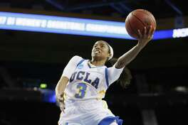 UCLA guard Jordin Canada is averaging 17.8 ppg for the Bruins this season.