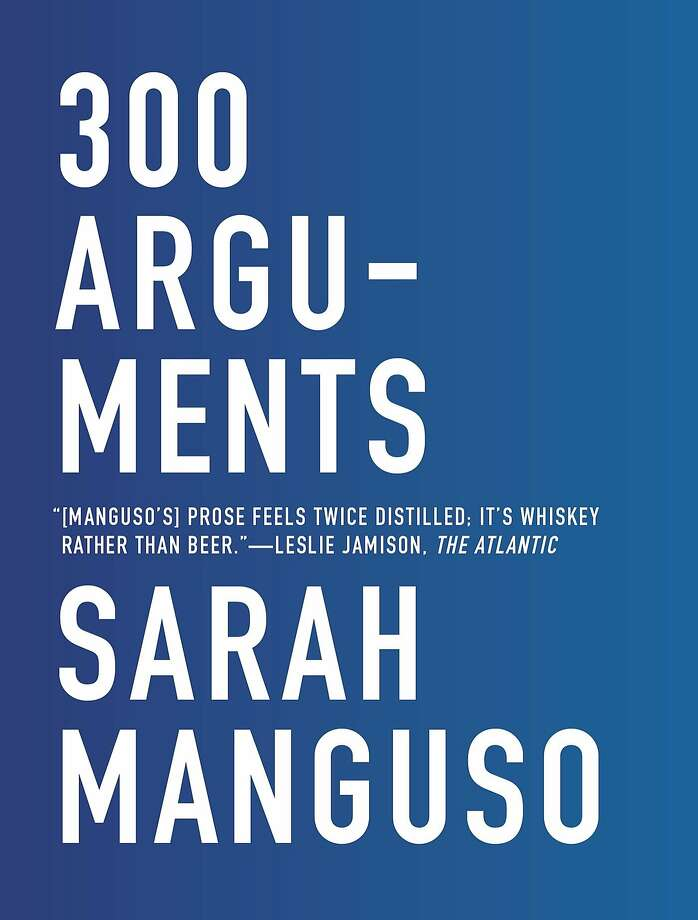 """300 Arguments"" Photo: Graywolf"