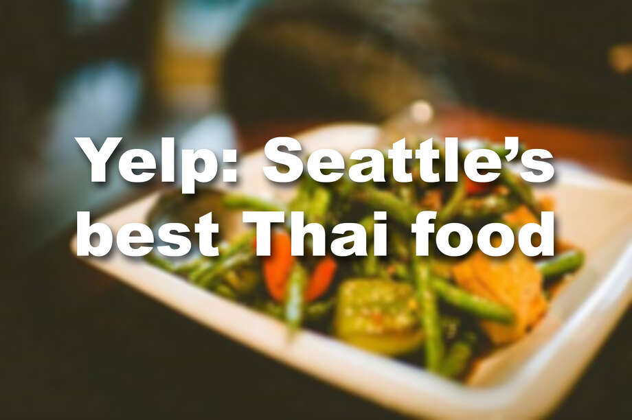 What's the best Thai food in Seattle? Boy howdy, we've got a lot of choices here. Yelp crunched its reviewer data and generated a list of customers' 20 favorite spots in and around the city. Photo: Yelp