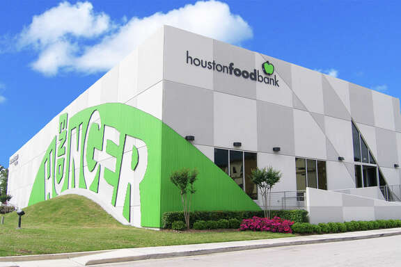 The Houston Food Bank is working with San Jacinto College, Brazosport College and Lone Star College to develop food scholarships that provide food through campus pantries. Rice University has partnered with the food bank to evaluate whether food-insure students who get a steady source of food are more likely to complete school. (Houston Food Bank photo)