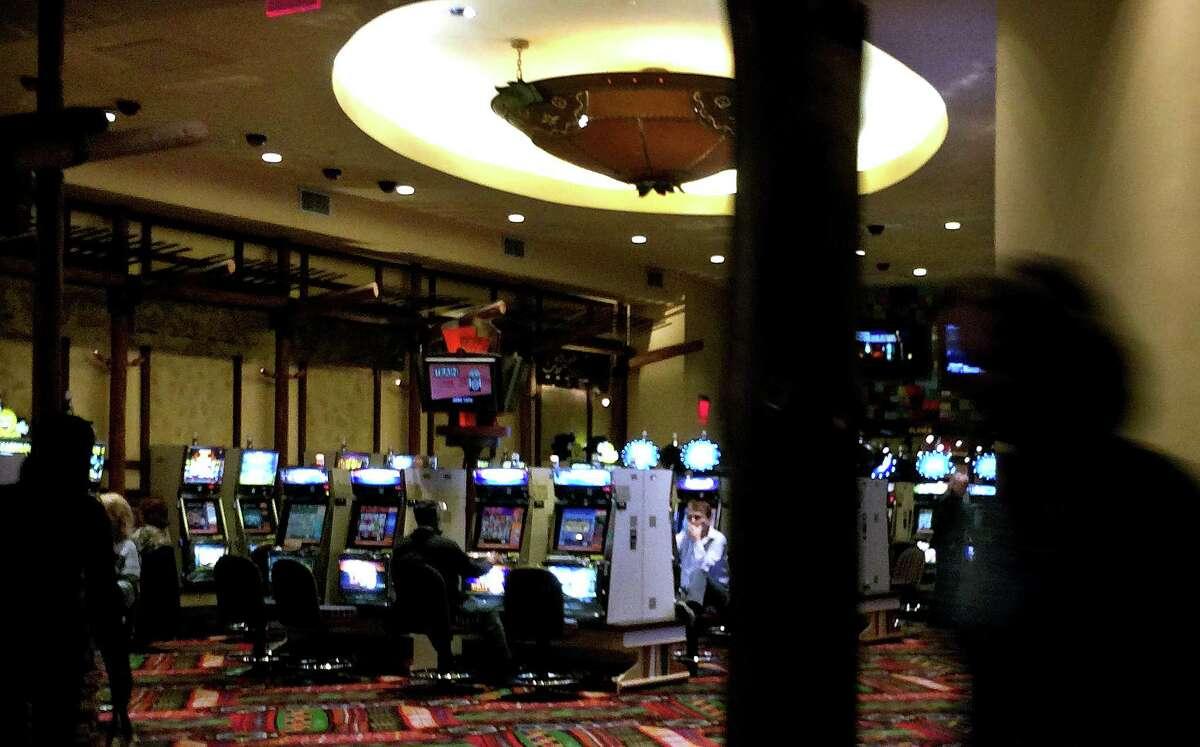 Interior views of Mohegan Sun Casino in Uncasville, Conn., on Saturday Mar. 18, 2017.