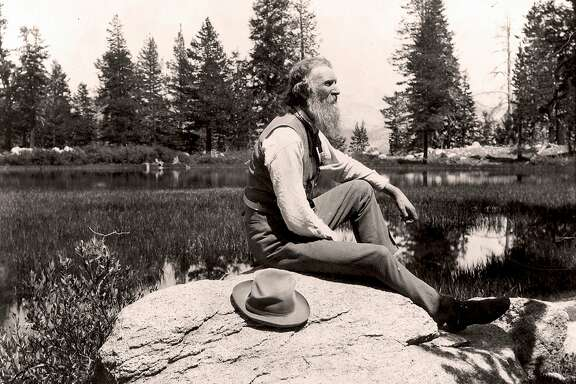 UNSPECIFIED - CIRCA 1754: John Muir (1838-1914) Scottish-born American naturalist, engineer, writer and pioneer of conservation. Campaigned for preservation of US wilderness including Yosemite Valley and Sequoia National Park. Founder of The Sierra Club. Photograph. (Photo by Universal History Archive/Getty Images)