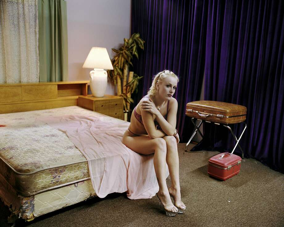 Larry Sultan, Sharon Wild, from the series The Valley, 2001; chromogenic print; © Estate of Larry Sultan.  Credit: Courtesy the Estate of Larry Sultan Photo: Courtesy The Estate Of Larry Sultan