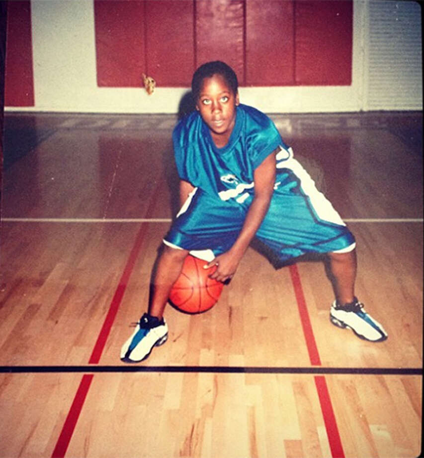 Houston Rockets When They Were KidsThis Rockets star had handles as a kid growing up in California, and he still has them now. Photo: Instagram