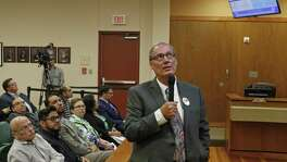 City Manager LannyLambert explains the agreement of the move to seek annexation plan at Converse City Council . The council is expected to approve the annexation plan it worked out with San Antonio. And word is that Gordon Hartman is going to make a big announcement about a new development if the annexation plan is approved on Tuesday, March 21, 2017.
