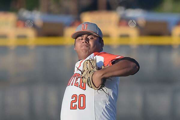 All seven runs allowed by Omar Cervantes were unearned in United's 7-2 loss against Eagle Pass.