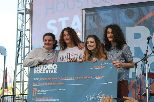 The annual Rodeo Rockstar singing competition finals were held March 21 at the Stars Over Texas Stage near the carnival.