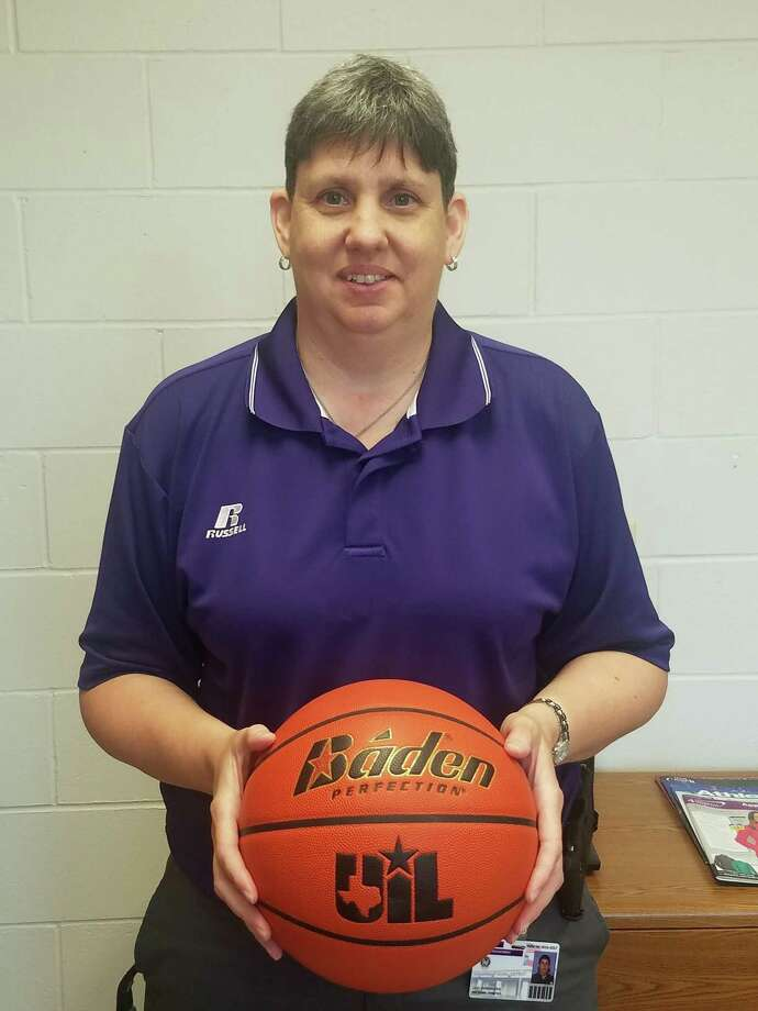 Former Alexander girls' basketball coach Lisa Haberkorn is returning to the world of coaching taking the same position at LBJ. Haberkorn has spent the past 10 years as the UISD assistant athletic director. Photo: Courtesy Of UISD Athletics