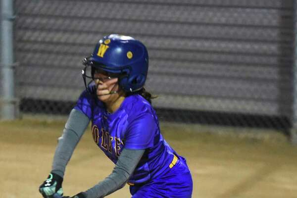LBJ's Lizbeth Reyes and the Lady Wolves pulled out a 2-1 victory over United South Tuesday at the SAC