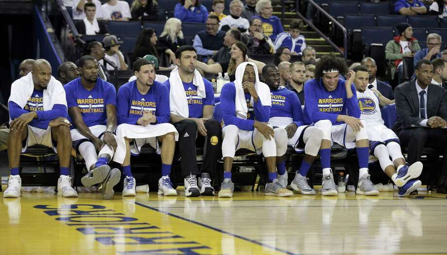 Teams resting their best players has become a significant issue over the past few years as fans flock to games only to see the stars they paid to see sit the bench while healthy. Photo: Carlos Avila Gonzalez /The Chronicle File / San Francisco Chronicle/Carlos Avila Gonzalez